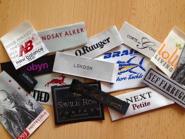 Designer Garment Labels