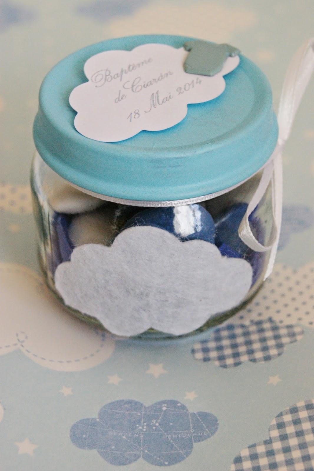 Des magnolias sur ma voie lact e bapt me blanc bleu - Bebe et le pot ...