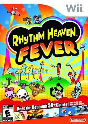 Rhythm Heaven Fever Wii