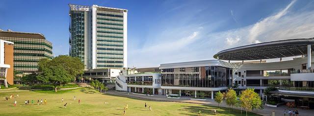 Trường đại học quốc gia Singapore (NUS – National University of Singapore)