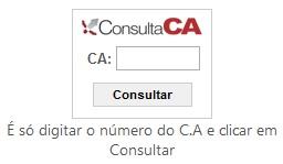 C.A - Consulta C.A