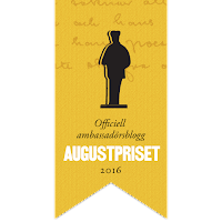 Augustprisambassadör 2016
