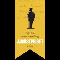 Augustpriset 2016