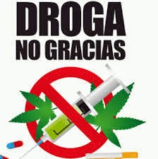 NO A LAS DROGAS Y ALCOHOL