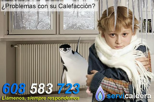 Servicaldera, reparaciones de calderas en Madrid