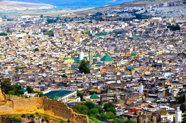 Fez, its medina and Al-qarawiyyin