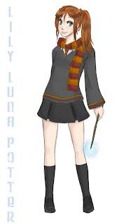 Lily+Luna+Potter