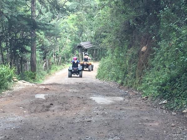 Passeio de Quadriciclo - Visconde de Mauá
