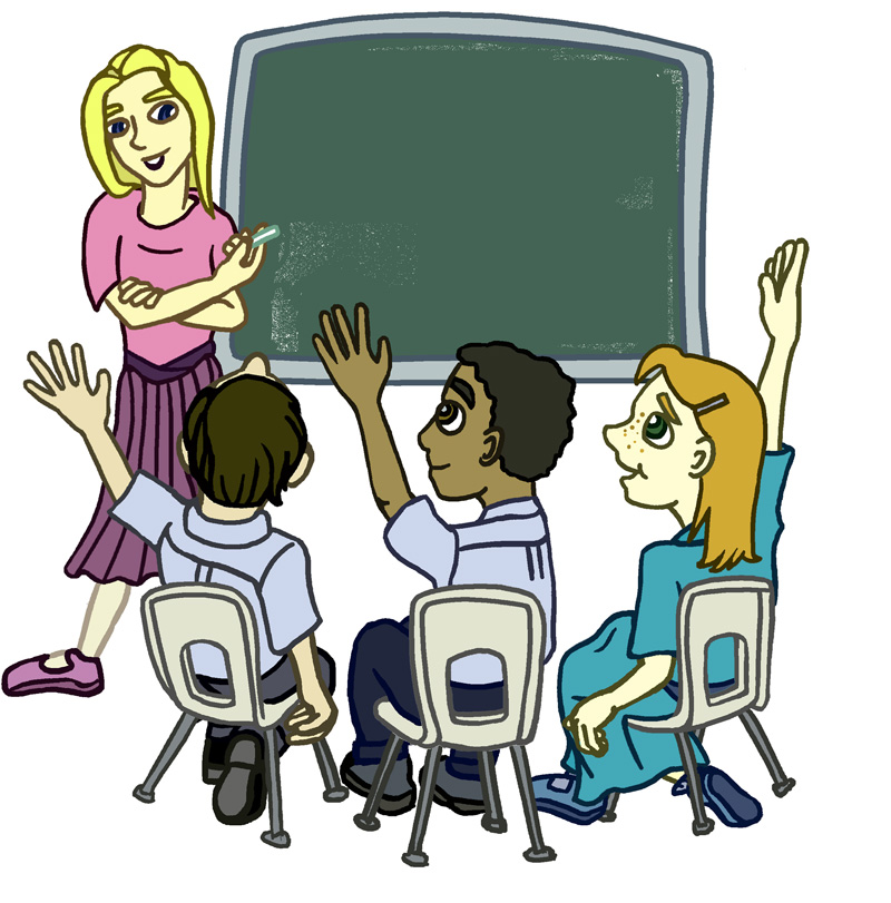 LDSFiles Clipart: Primary Class