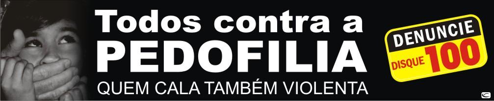 TODOS CONTRA A PEDOFILIA