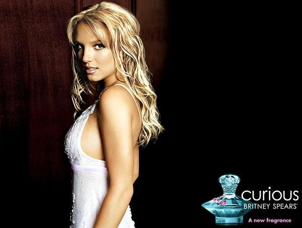 perfume curious da Britney Spears