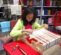 Rigid Heddle Weaving