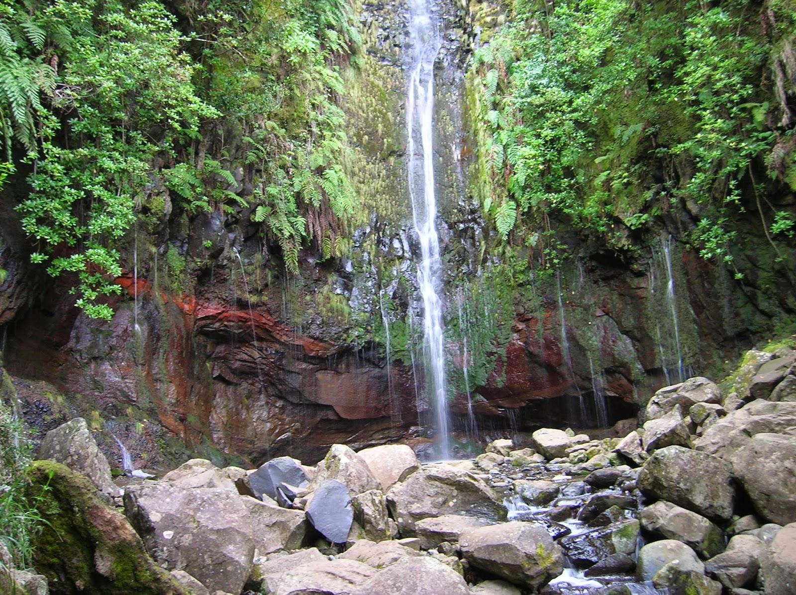 Levada das 25 Fontes, Madeira, Portugal, La vuelta al mundo de Asun y Ricardo, round the world, mundoporlibre.com
