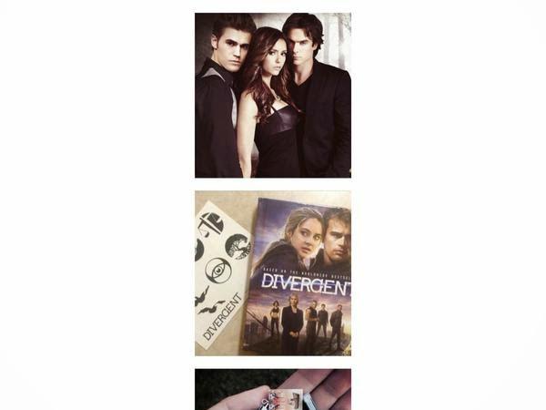 ♥ MIJN FAVORIETE SERIES, FILMS EN BOEKEN ♥