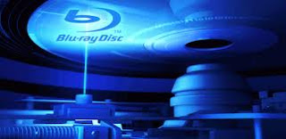 Laser Technology used in Blu-Ray Disc Burning