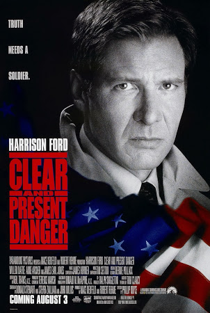 Clear and Present Danger 1994 Dual Audio BluRay Download