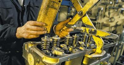 Kebijakan Pembelian dan Penggantian Mesin (Purchasing and Replacement Policy)