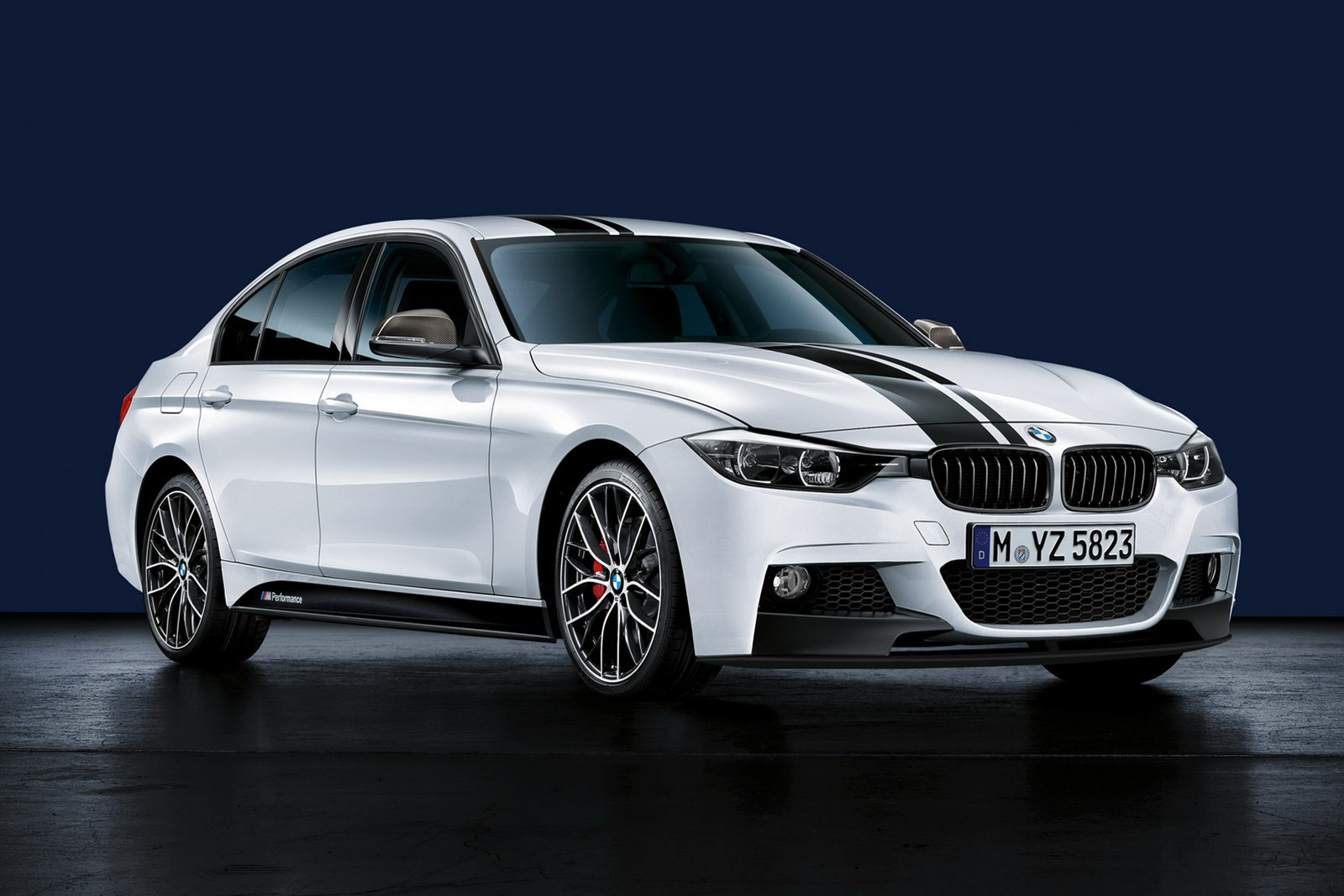Bmw 335i Sedan With M Performance Accessories Newsautomagz