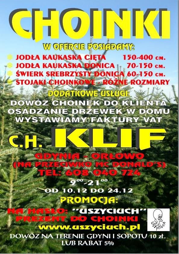 choinki KLIF