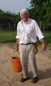 Peter Hauling Water
