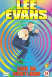 Watch Lee Evans: Live in Scotland Online Free 1998 Putlocker