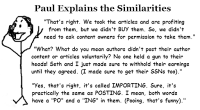Paul Edmondson Explains Similarities Between Importing and Posting Content