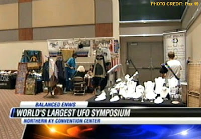 MUFON Symposium at Covington, Kentucky