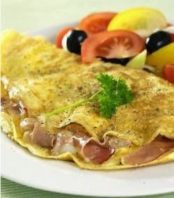 Omelet Telur Sederhana Lezat
