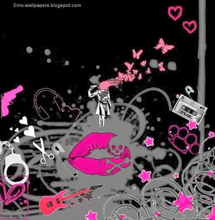 Punk Wallpaper: FREE HD WALLPAPER DOWNLOAD: Emo Wallpaper