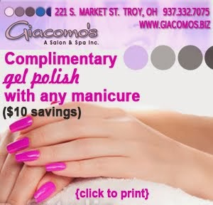 Giacomos Gel Polish