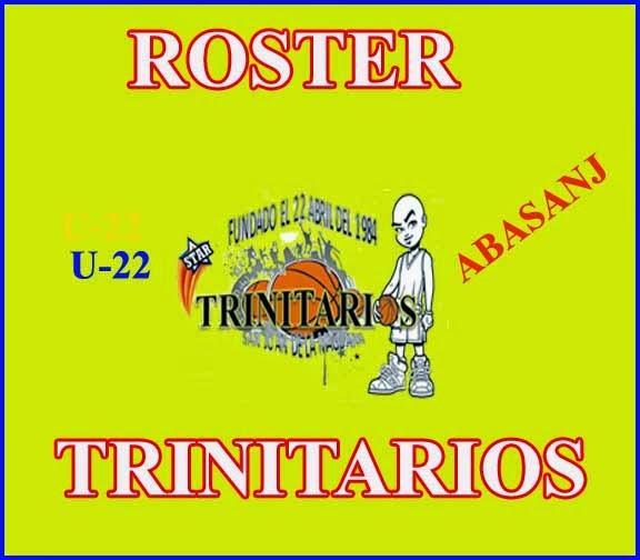ROSTER LOS TRINITARIOS
