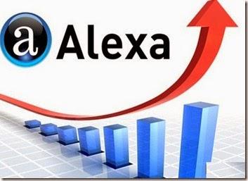 Cara Merampingkan Atau Menaikan Trafik Alexa Rank Dengan