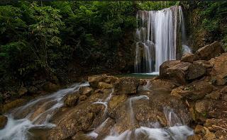 tempat wisata Air Terjun Gorjogan Sewu (Kulon Progo)