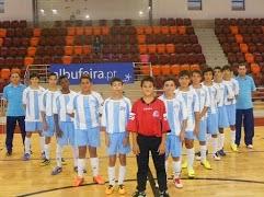 Equipas  do Albufeira Futsal