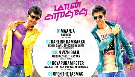 Maan Karate - Open the Tasmac Song | Sivakarthikeyan, Hansika