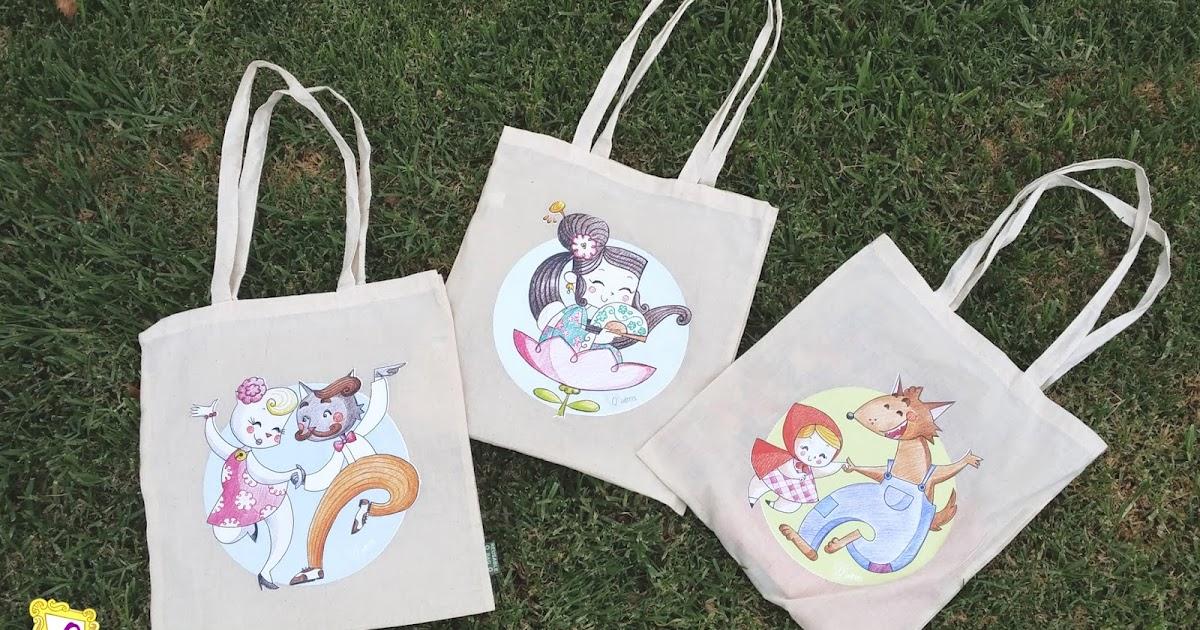 Nuevo producto; Totebags y mochilas