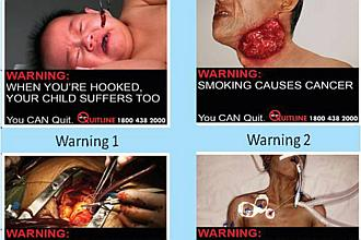 Cigarettes More pack size