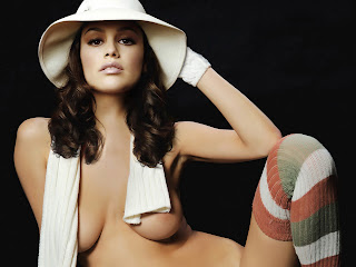Rachel Bilson nude in Maxim photo shoot big boobs trimmed pussy beauty body