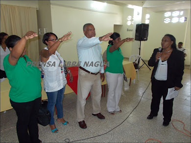 ENFERMERAS ELIGEN A FELO MORANTIN PRESIDENTE REGIONAL NORDESTE. CLIC EN LA FOTO Y VEA MAS