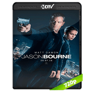 Jason Bourne (2016) HC HDRip 720p Audio Dual Latino-Ingles
