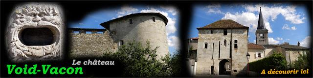VOID-VACON (55) - Le château