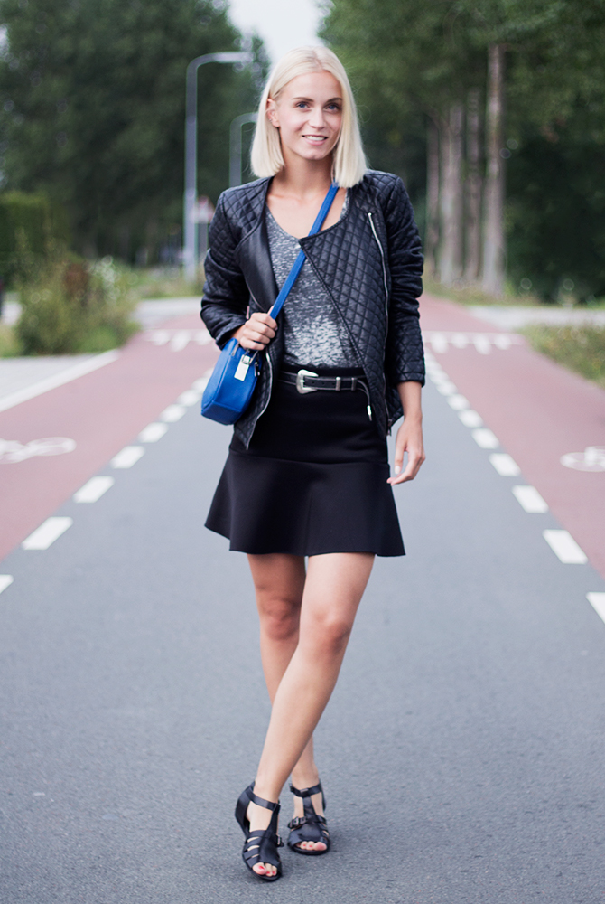 Fashion Attacks outfit ootd girly black