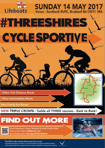 Organising what has now become an annual Cycle Sportive!