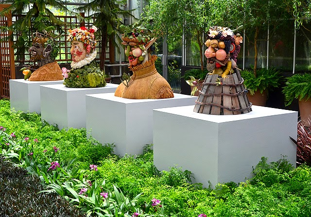 Four Seasons, Atlanta Botanical Garden