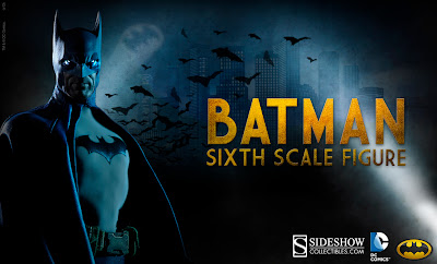 "Sideshow Collectibles 1/6 Scale DC Comics Batman 12"" Figure (preview)"