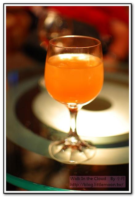 果汁雞尾酒