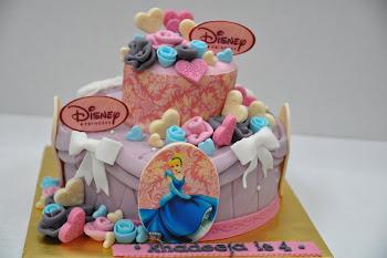 MORE Cake Frosting Design?