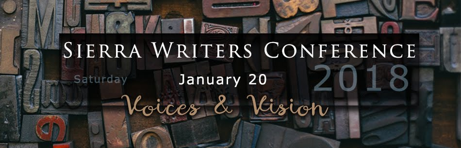 Sierra Writers' Conference 2018