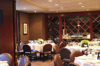Event room at Grill 23, Boston, Mass.