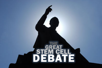 stem cell debate research paper The ethical and policy issues surrounding stem cell research respect to embryonic stem cell research, and the ethical debate which has shaped this policy.